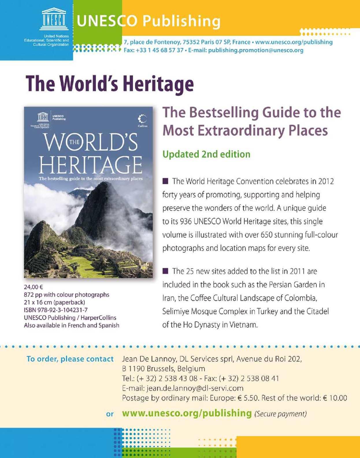 World Heritage 63 - CALAMEO Downloader