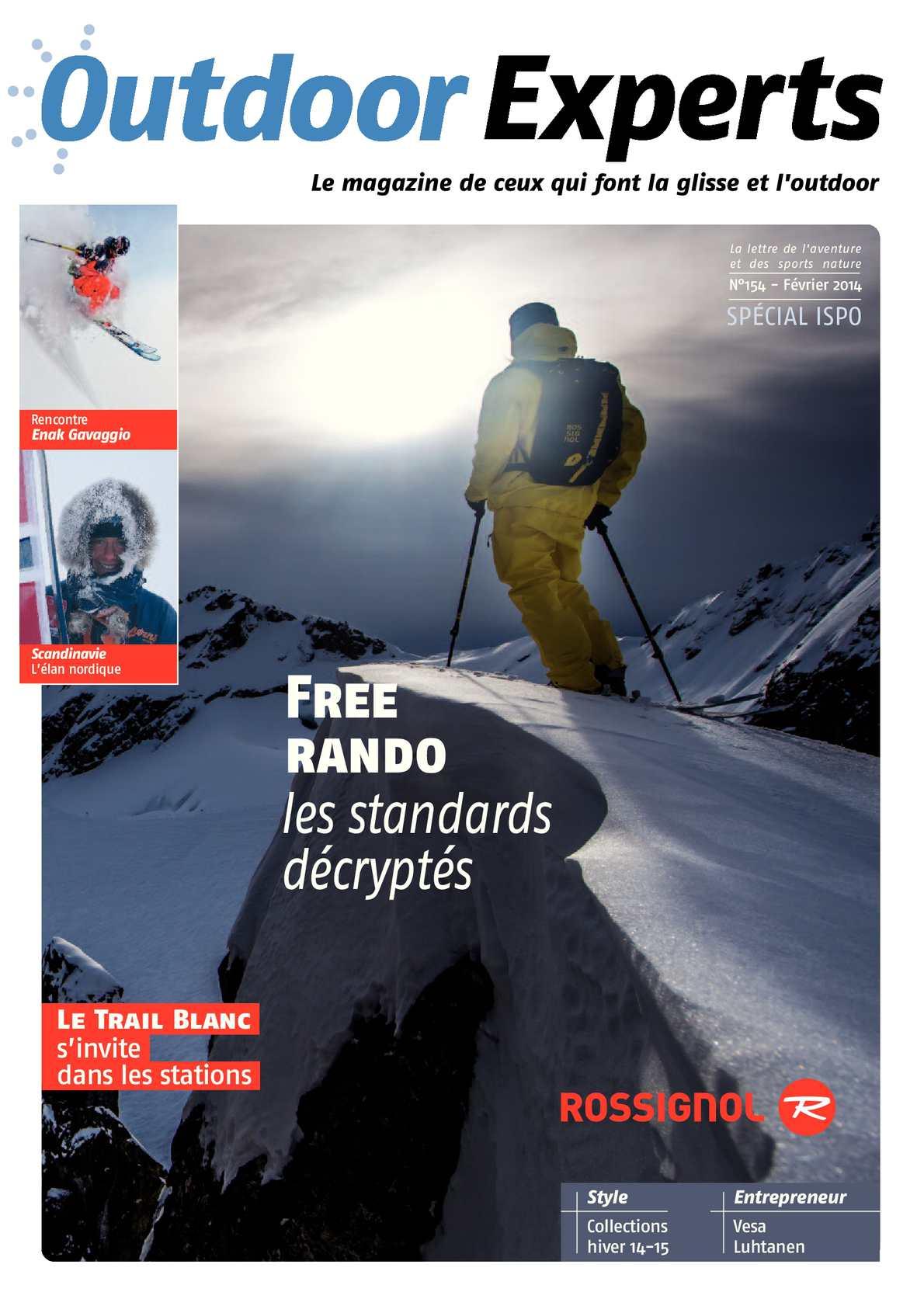 online store db889 96c11 Calaméo - Outdoor Experts magazine n°154 février 2014