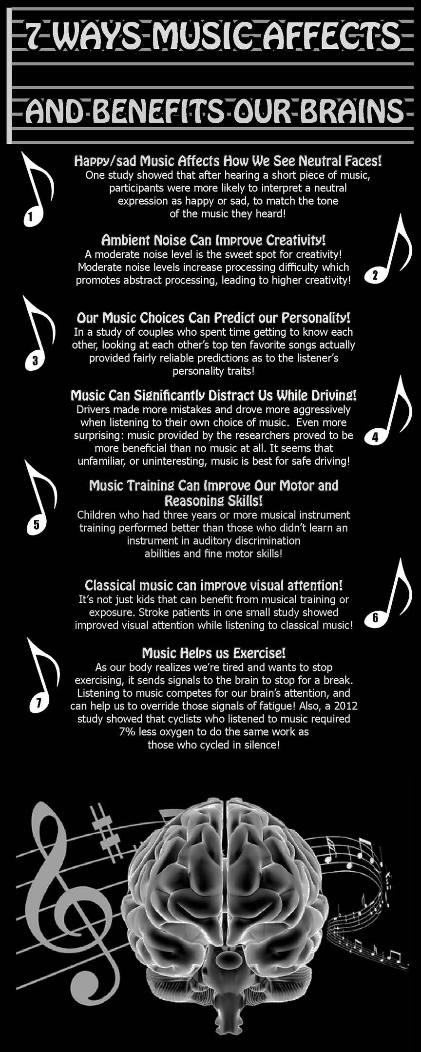 Calaméo - 7 Ways Music Affects and Benefits Your Brain