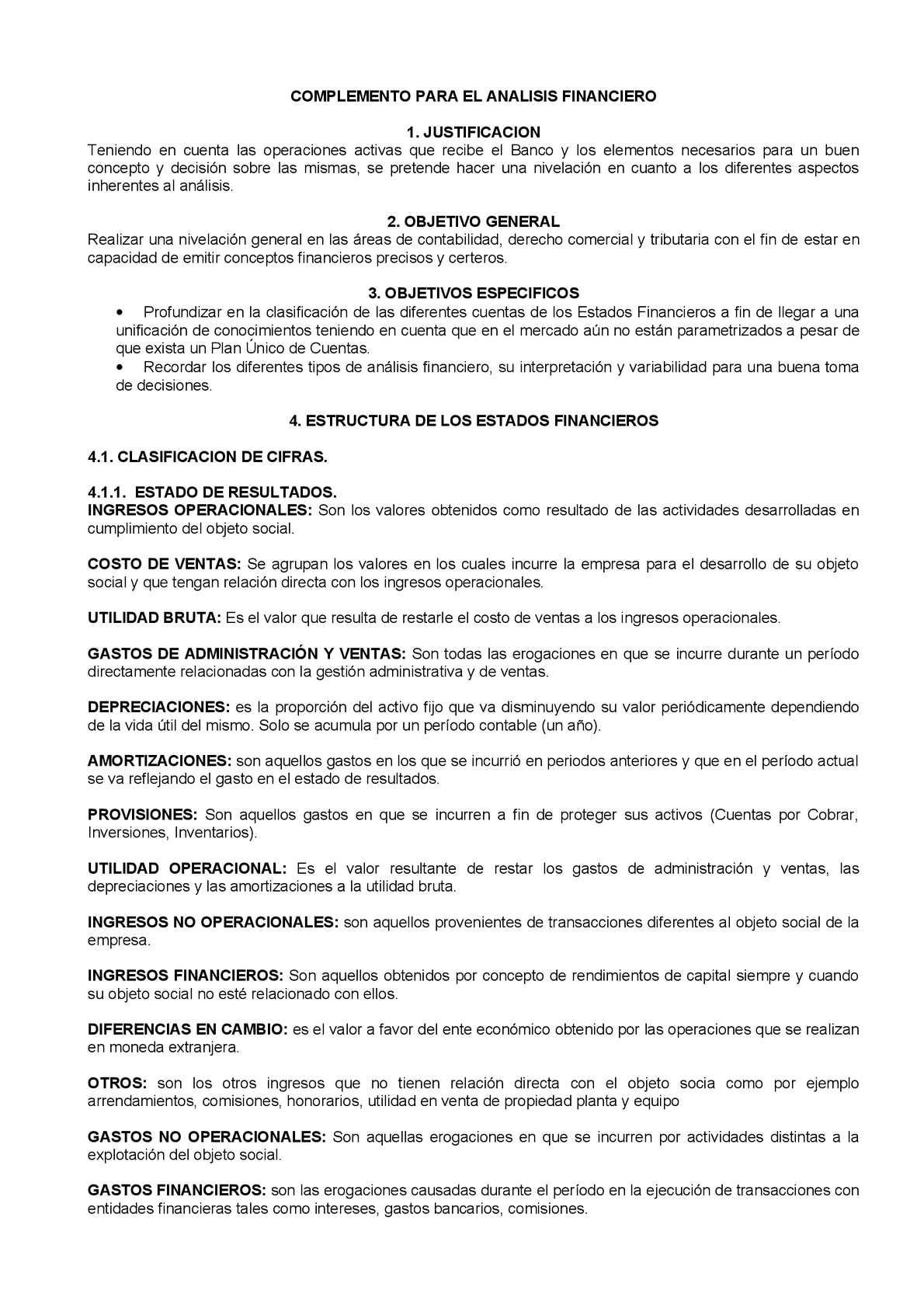 Analisis Financiero Calameo Downloader