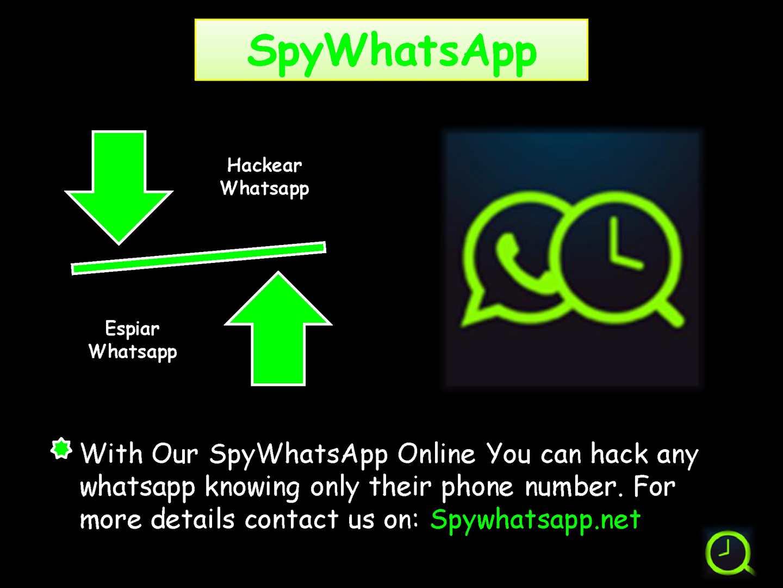 Calaméo - Espiar Whatsapp