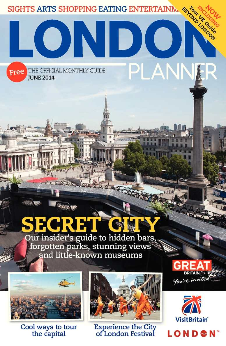 Calaméo - London Planner June 2014
