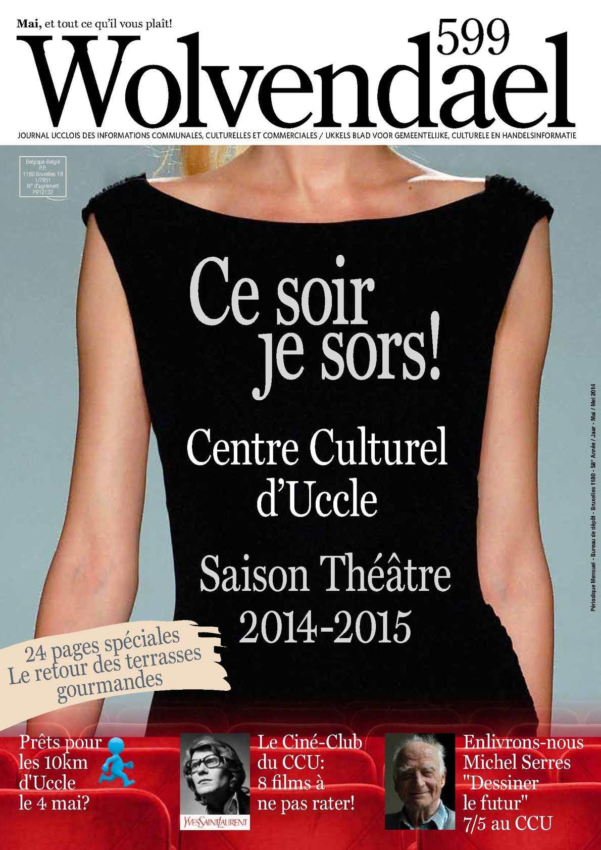 Calaméo - Wolvendael magazine n° 599 mai 2014 ebbaf43da9ac