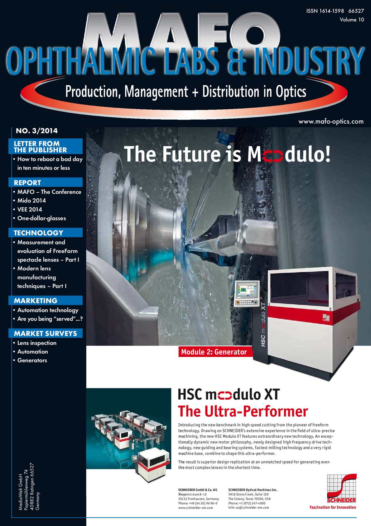 31b86e85cfe Calaméo - MAFO 2014 Issue 03 - Ophthalmic Labs   Industry -