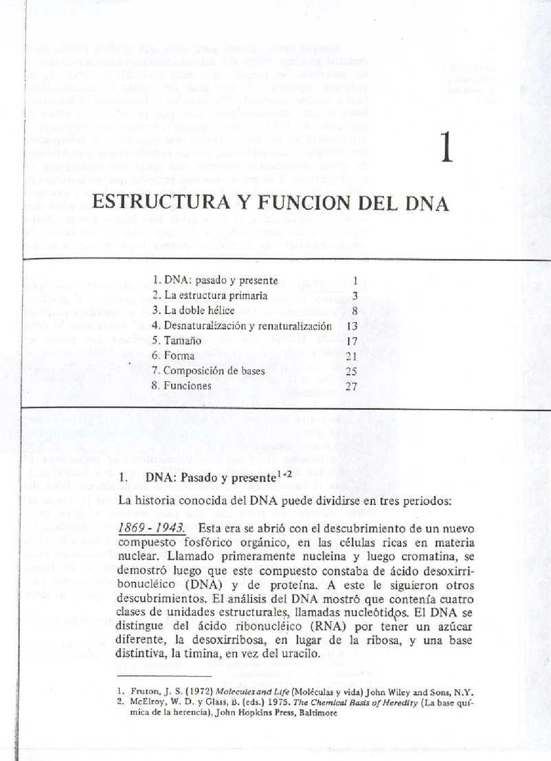 Calaméo Estructura Y Función Del Adn