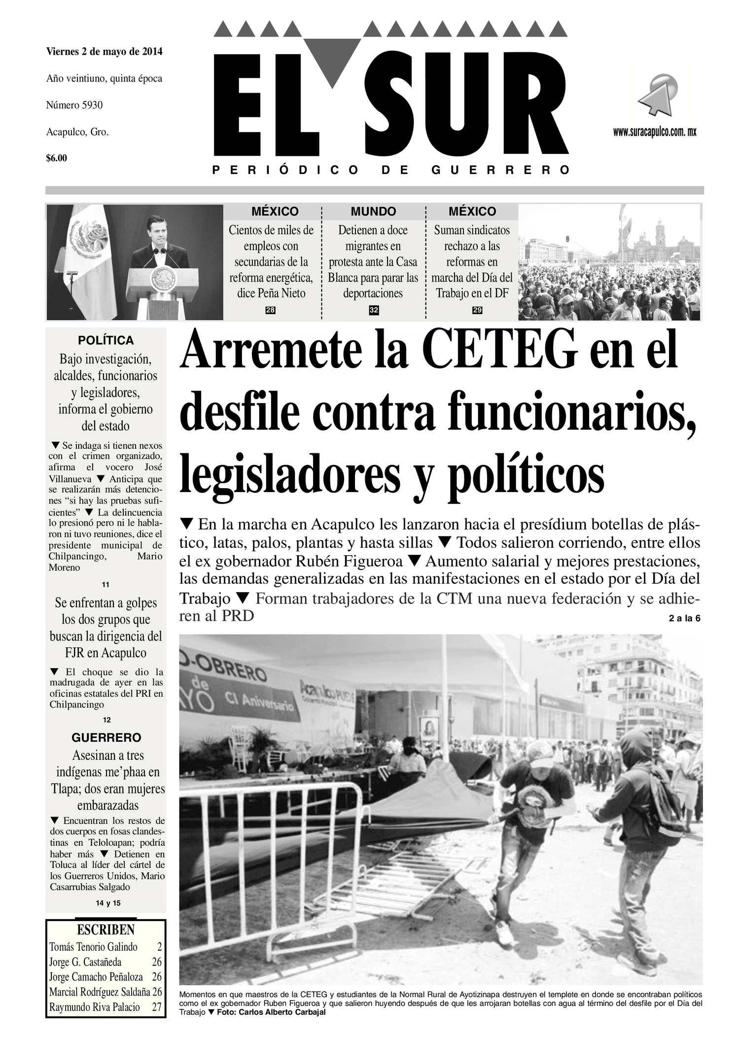 Calaméo - El Sur Viernes 02052014.pdf df8e76406c0