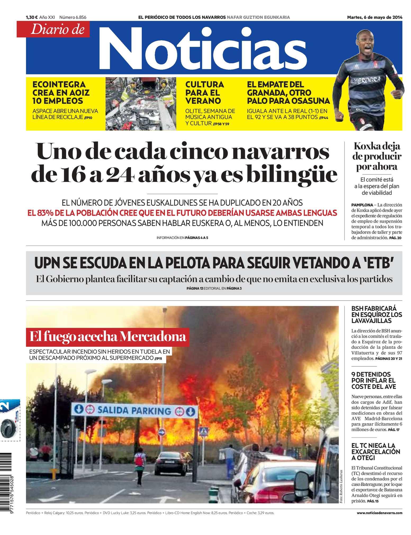 Noticias Calaméo Calaméo Diario Diario De 20140506 OkuXZiTP