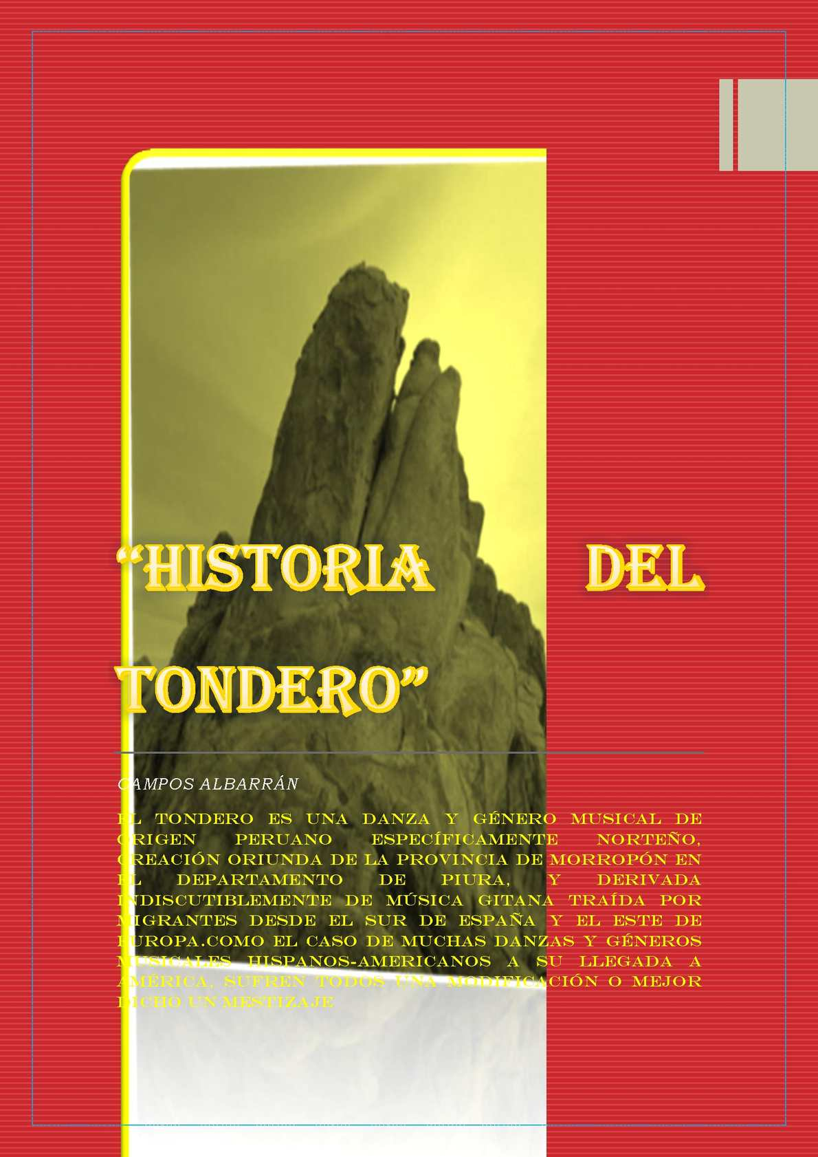 Calaméo Tondero