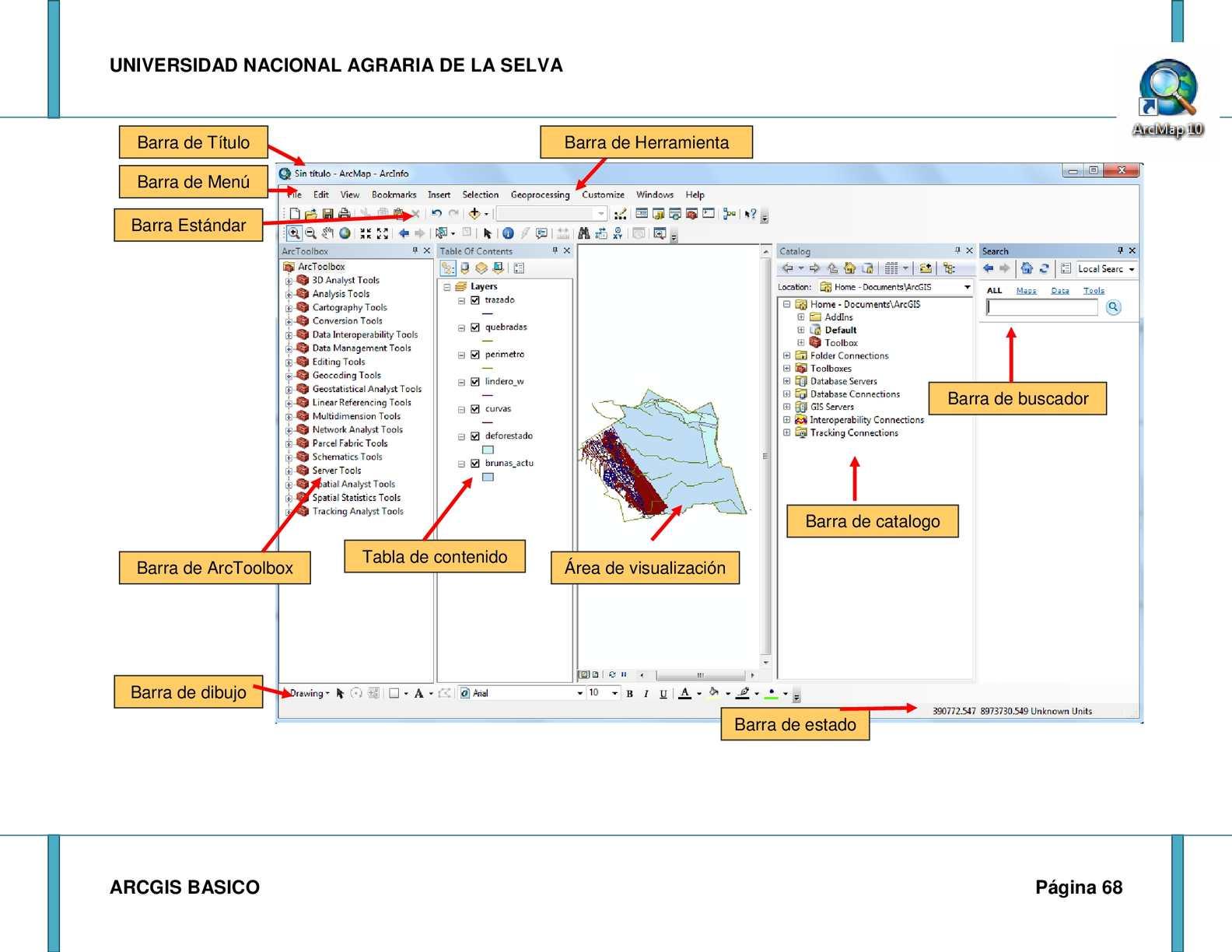Manual de ArcGIS 10 - CALAMEO Downloader