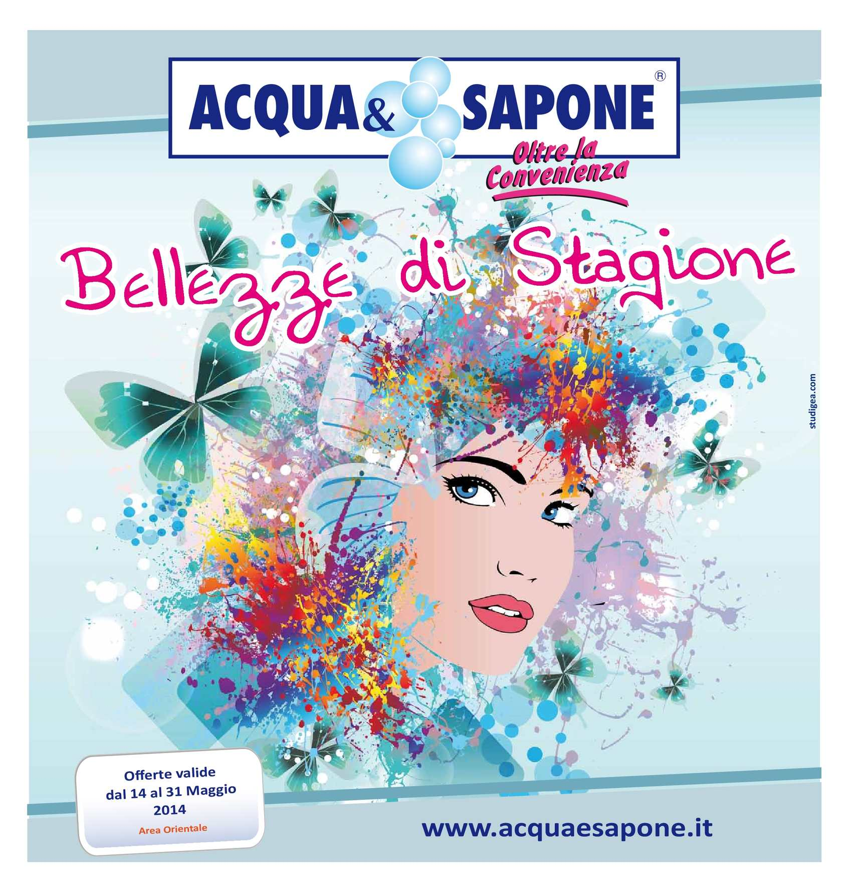 Calam o volantino acqua e sapone sicilia 14 31mag for Volantino acqua e sapone sicilia