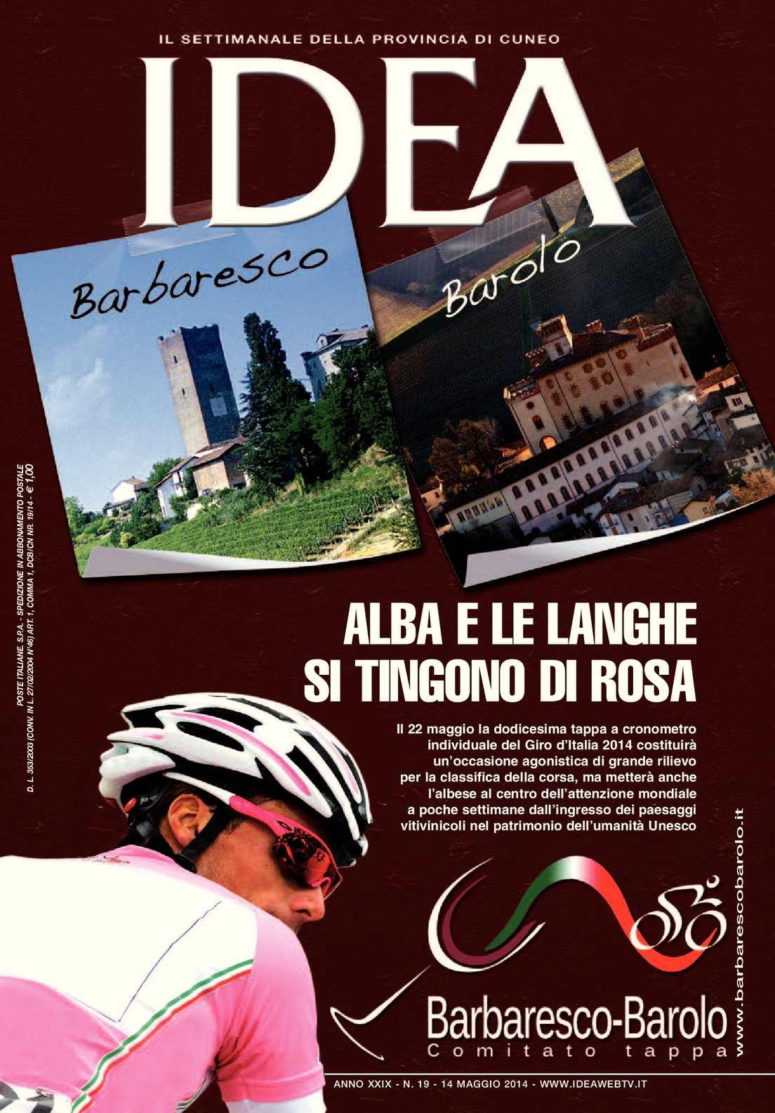 Calaméo - Rivista IDEA -19- Giro d'Italia