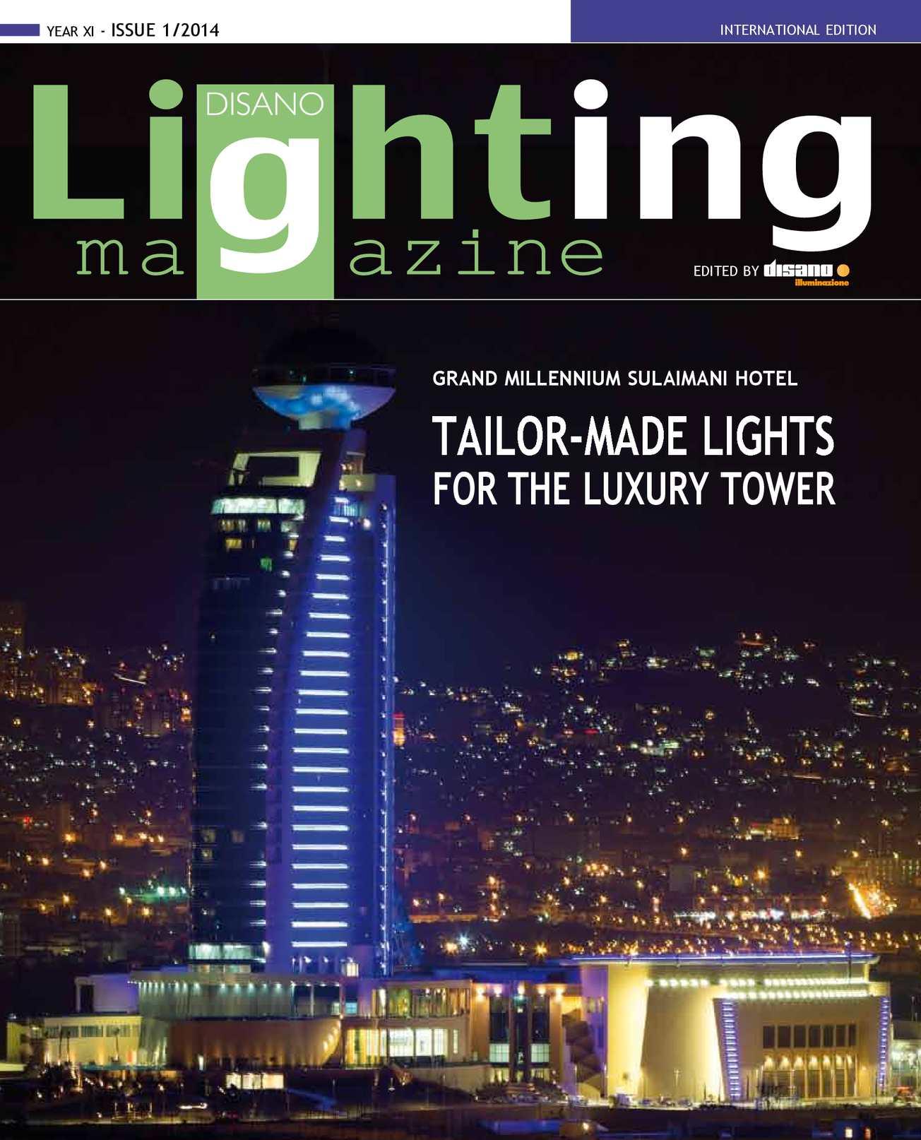 Luminaire Saint Martin D Heres calaméo - lighting magazine 31