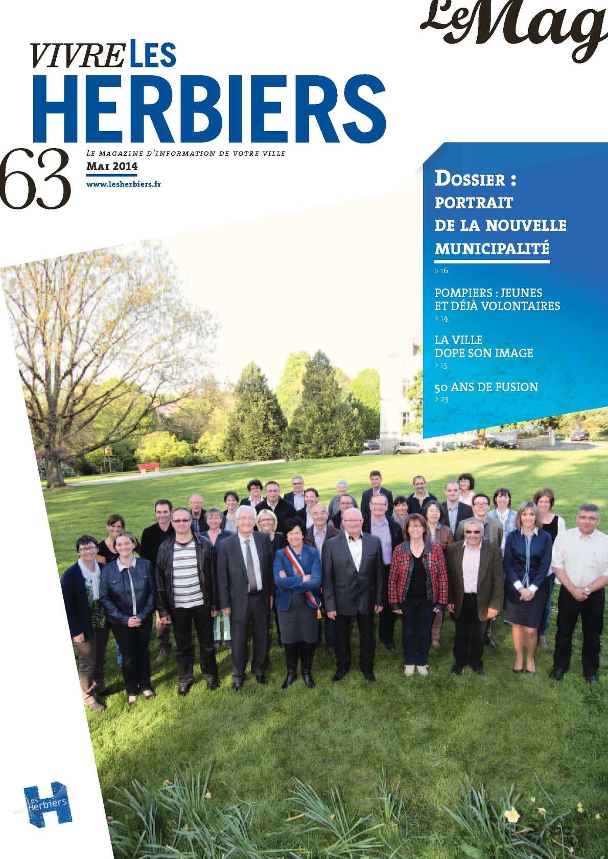 La Valise Rouge Les Herbiers calaméo - vivre les herbiers, le mag n°63 (mai 2014)