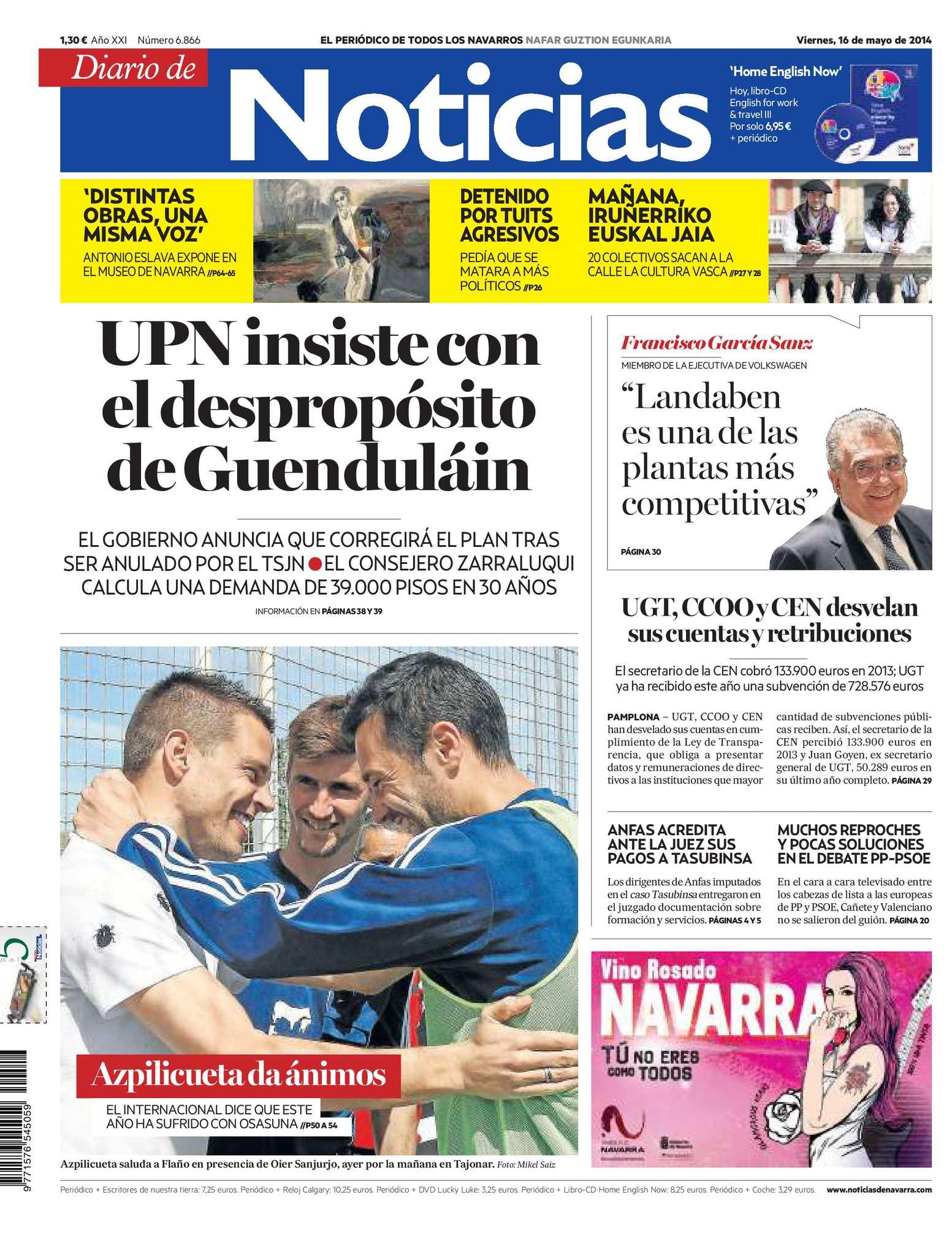 Callejeros Poligoneros Porn calaméo - diario de noticias 20140516