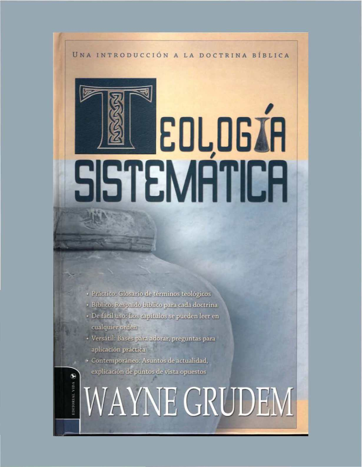 teologia sistematica de grudem
