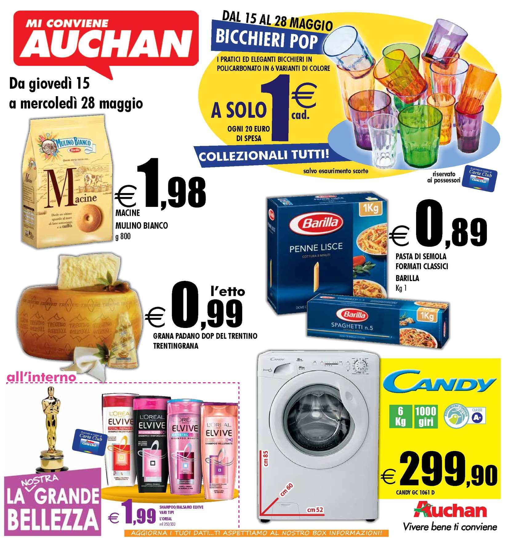 Auchan Sedie Da Giardino.Calameo Volantino Auchan Calabria 15 28 Mag