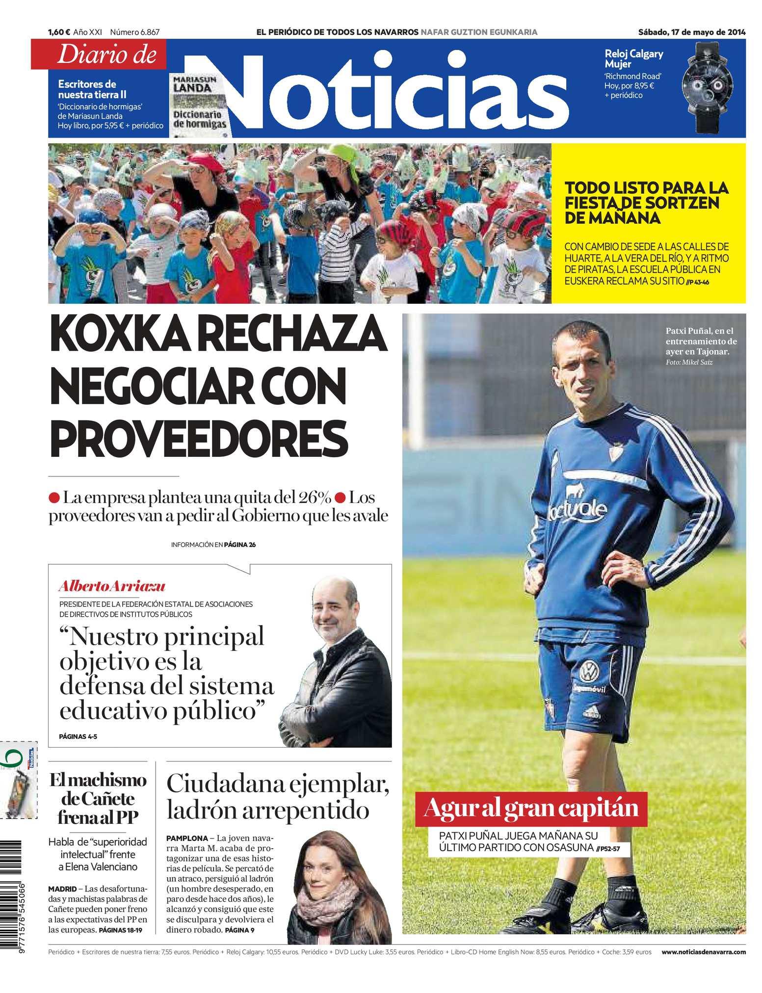 Calaméo - Diario de Noticias 20140517 0a7582d62ae27