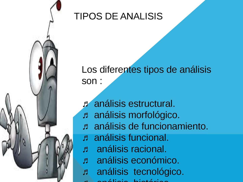Tipos de analisis en forex