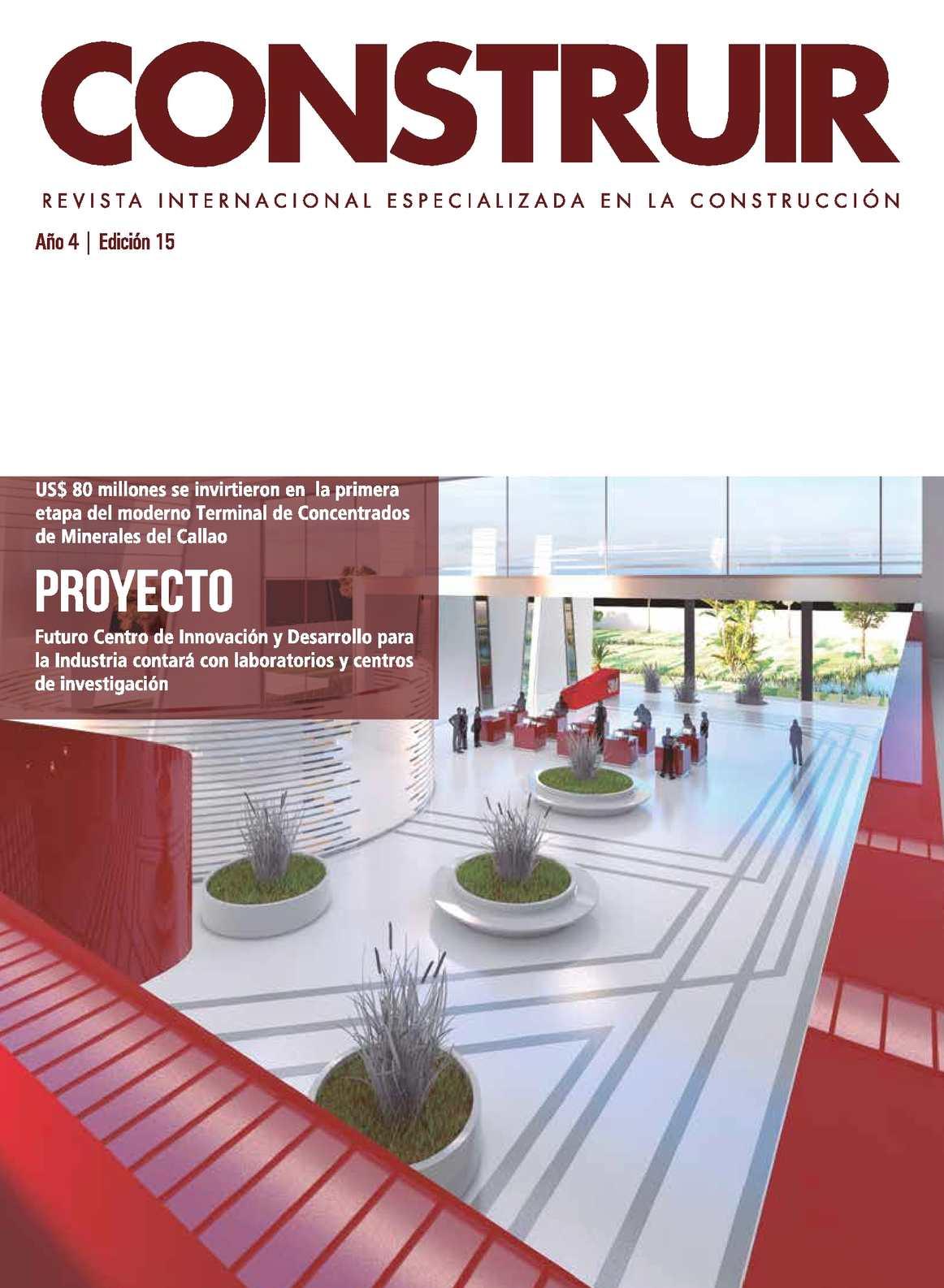 Calaméo Revista Construir Edición Nº 15