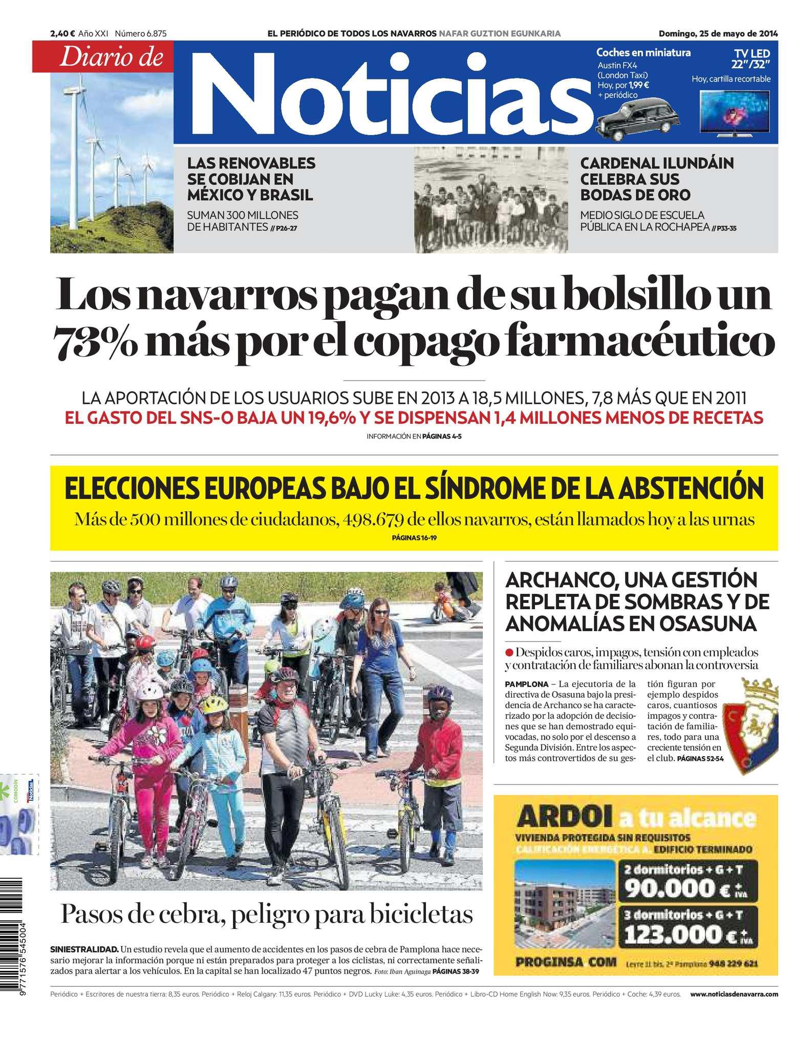 Calaméo - Diario de Noticias 20140525 b1de363cc70