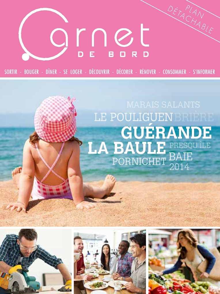 Calaméo - Carnet de bord - Le Pouliguen - Guérande - La ...