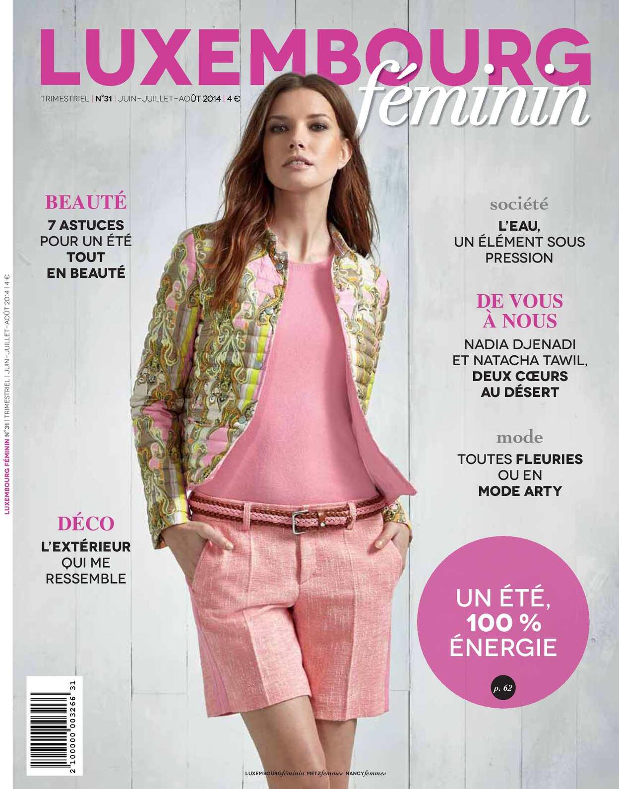 Luxembourg Féminin N°31