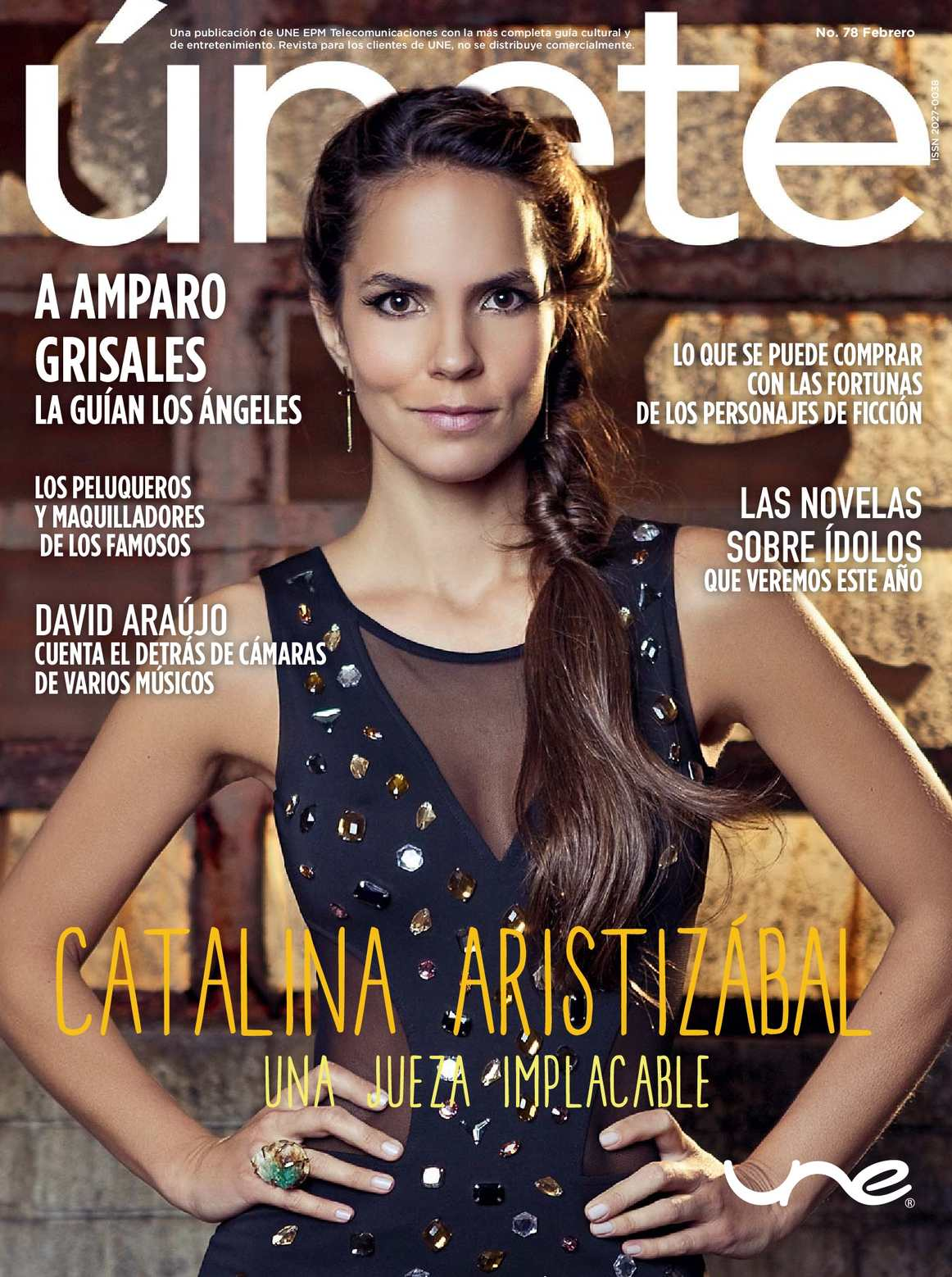 Calaméo - Edición 78   Febrero 2014 - Revista Únete 36878d2c7800