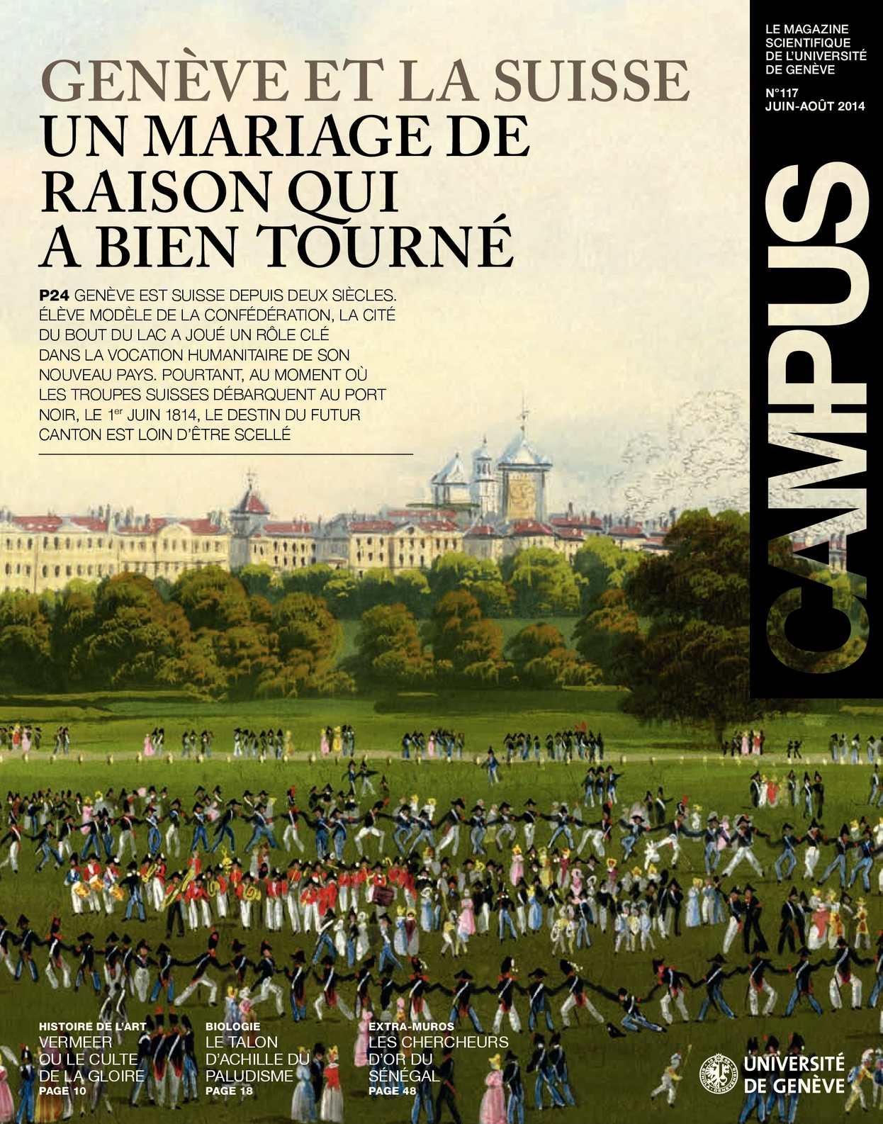 Sceller Traverse De Chemin De Fer calaméo - genève et la suisse: un mariage de raison qui a