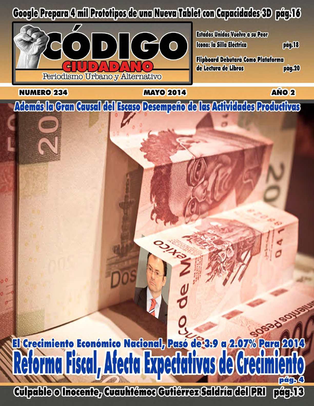 online retailer f984b 3be39 Calaméo - CÓDIGO CIUDADANO 234