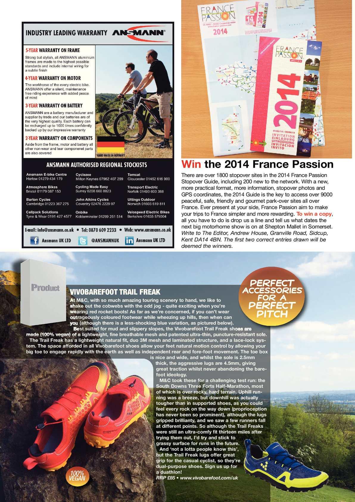 June 2014 Motorhome & Campervan - CALAMEO Downloader