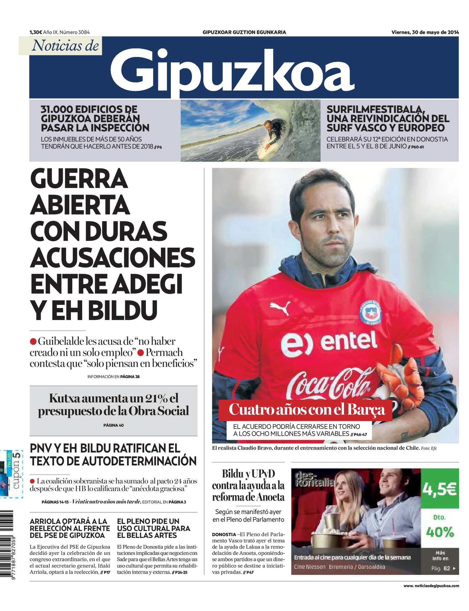 Calaméo - Noticias de Gipuzkoa 20140530 a6a51bd3b916b