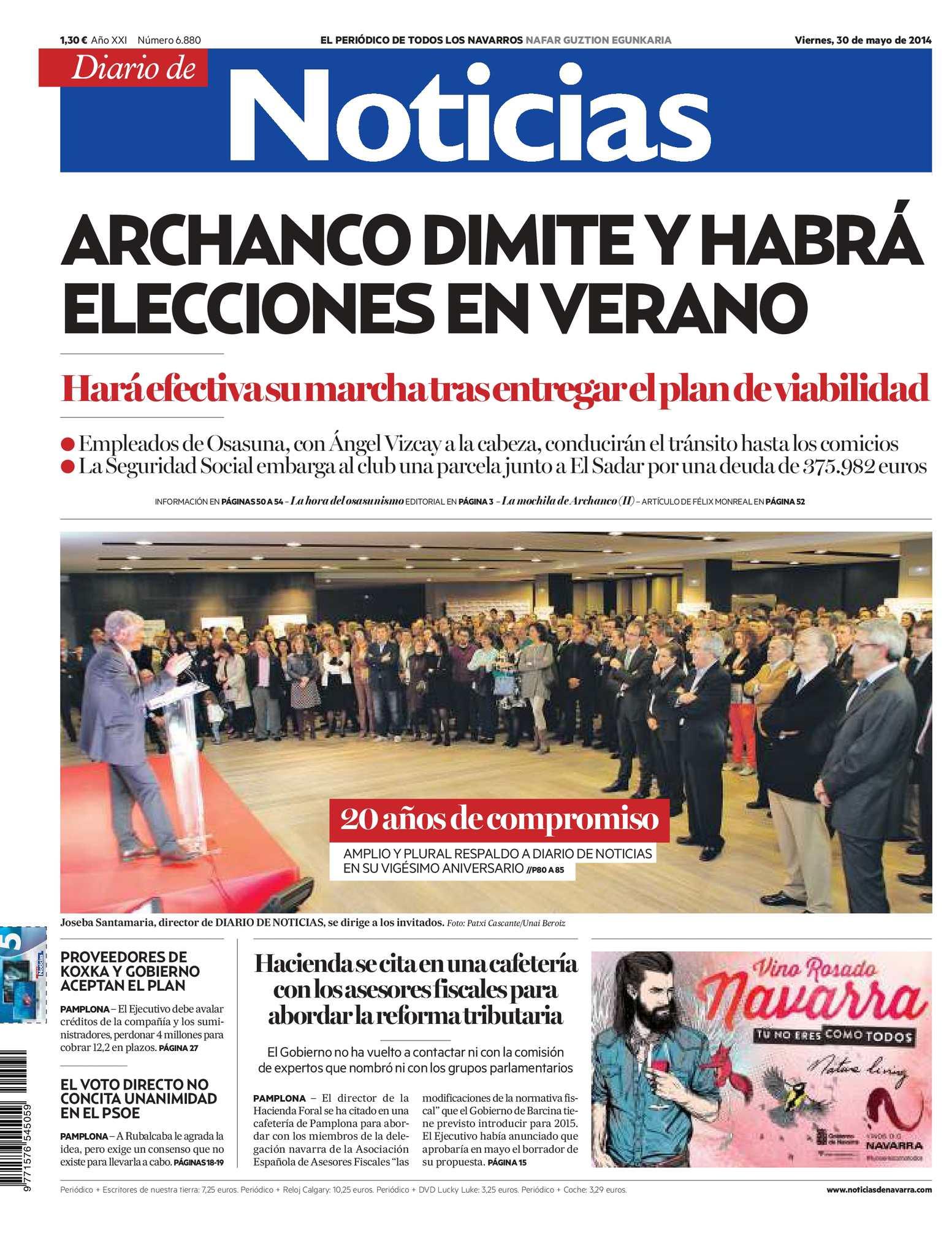 Calaméo - Diario de Noticias 20140530 335e576ca5b3