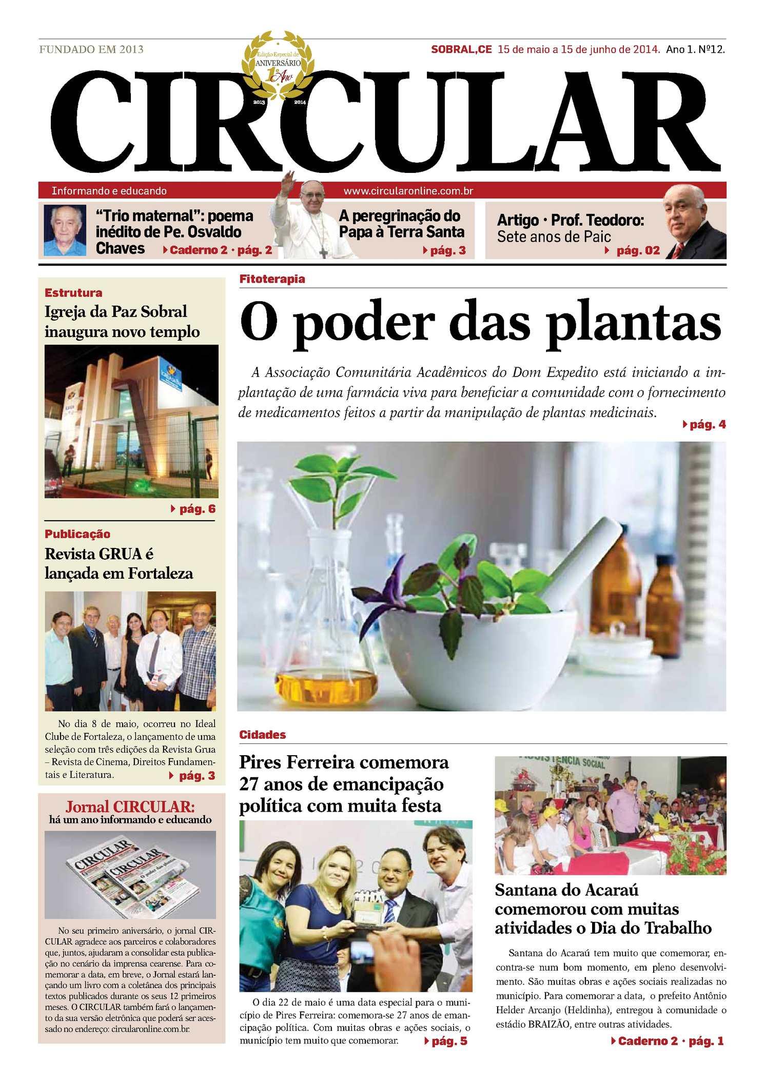 363a23bd26e1a Calaméo - Jornal Circular Nº 12