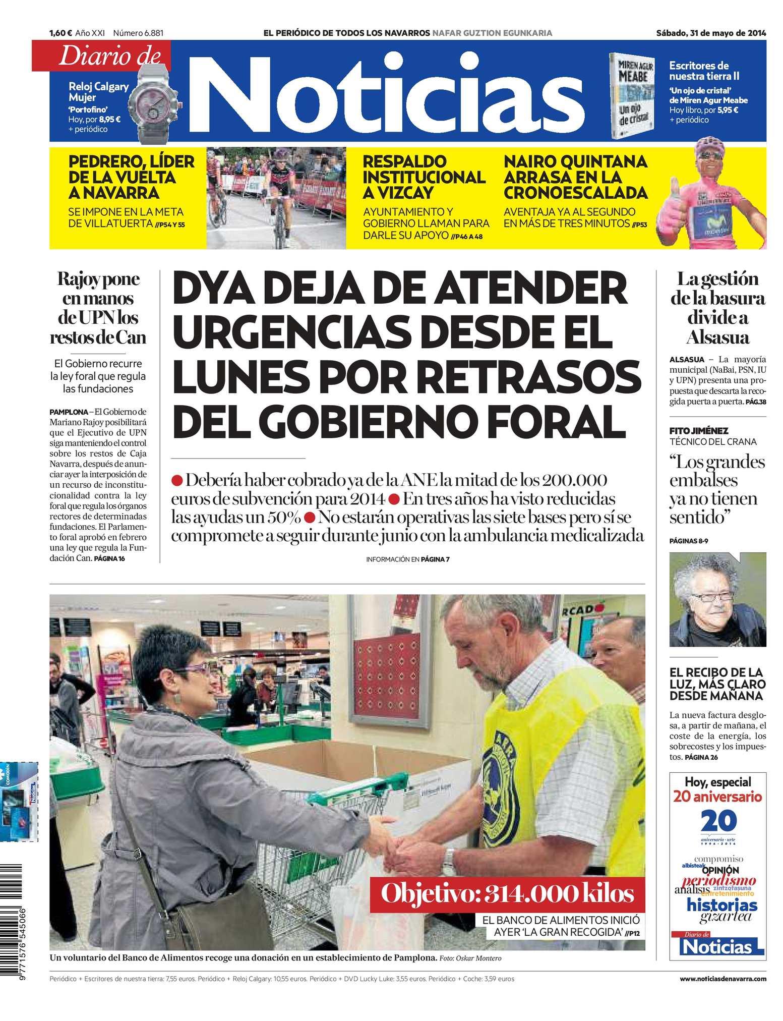 Calaméo - Diario de Noticias 20140531
