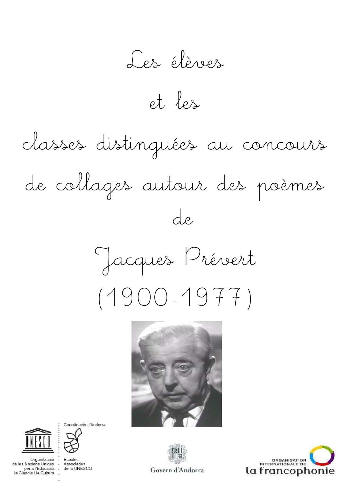 Calaméo Jacques Prévert