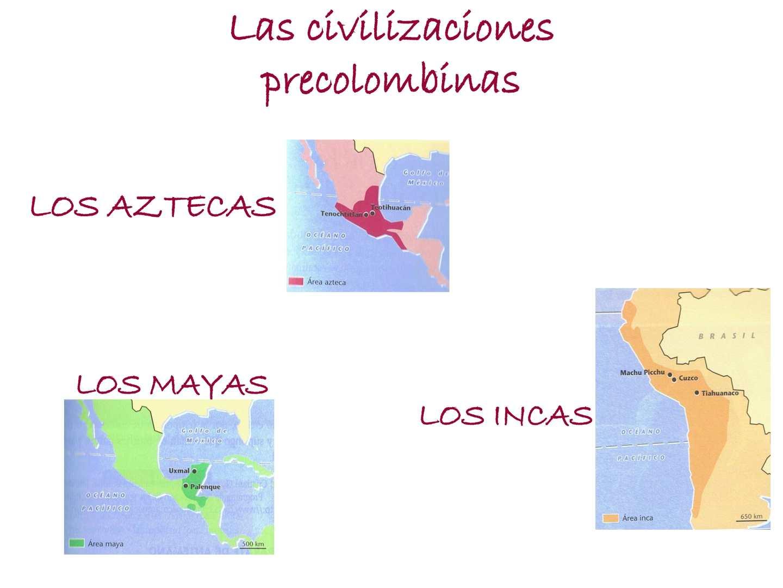 Calaméo - Las civilizaciones precolombinas