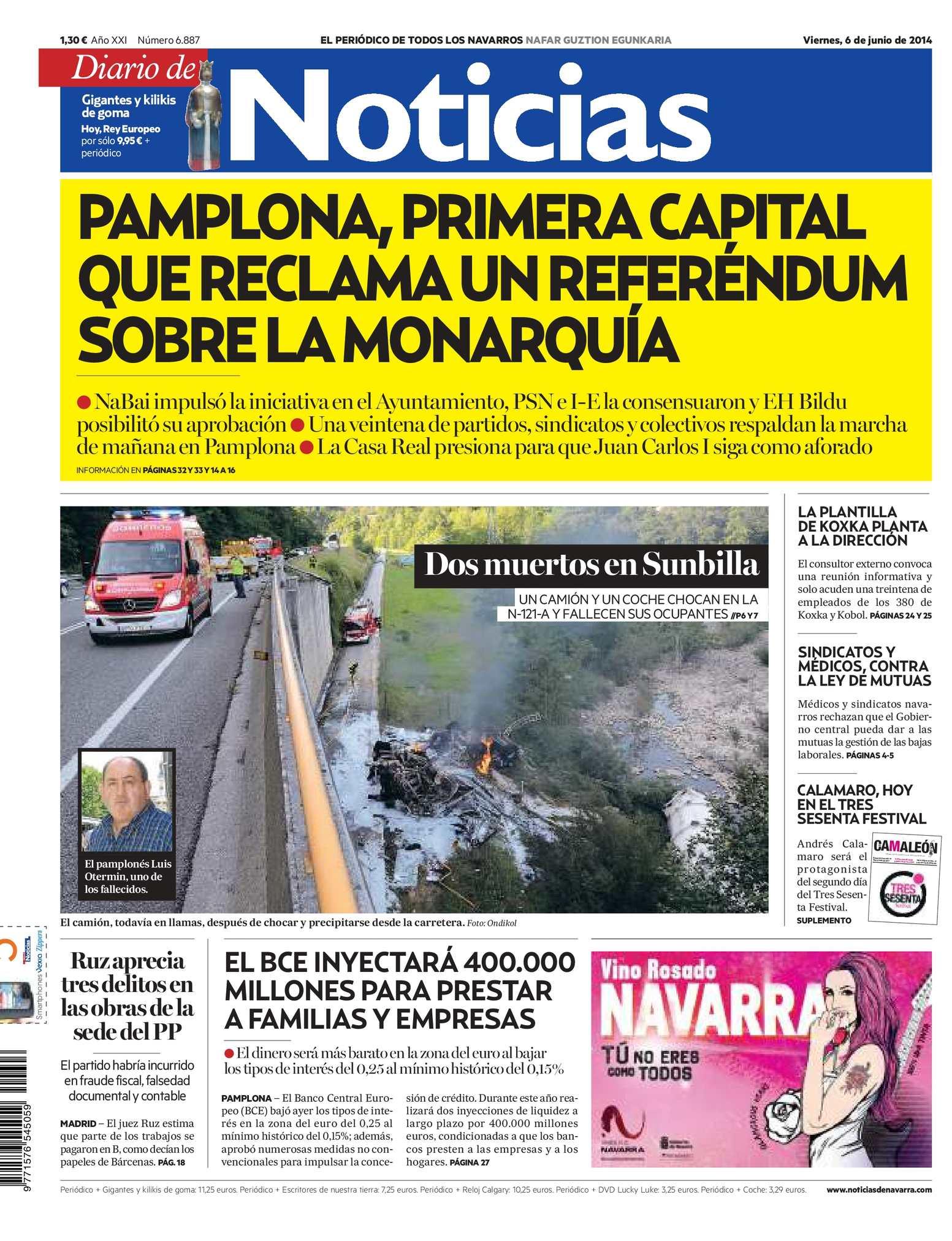 Noticias Noticias Diario Calaméo Noticias 20140606 De Diario De 20140606 De Diario Calaméo Calaméo BerCWxod