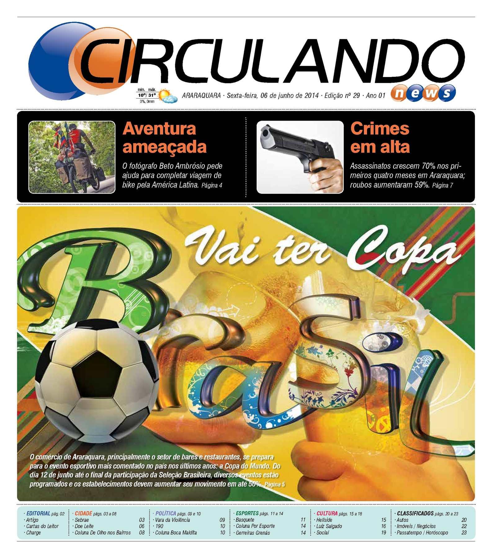 Calaméo - Circulando News 29 1dadef044c3d4