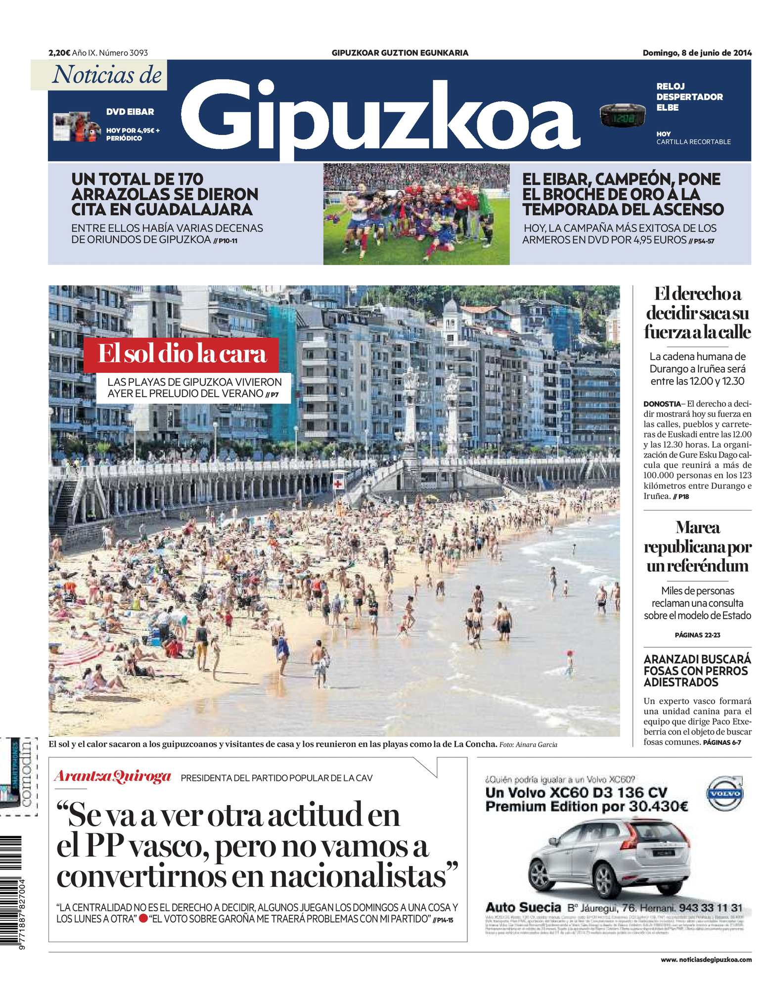 8 Apellidos Vascos Porno calaméo - noticias de gipuzkoa 20140608