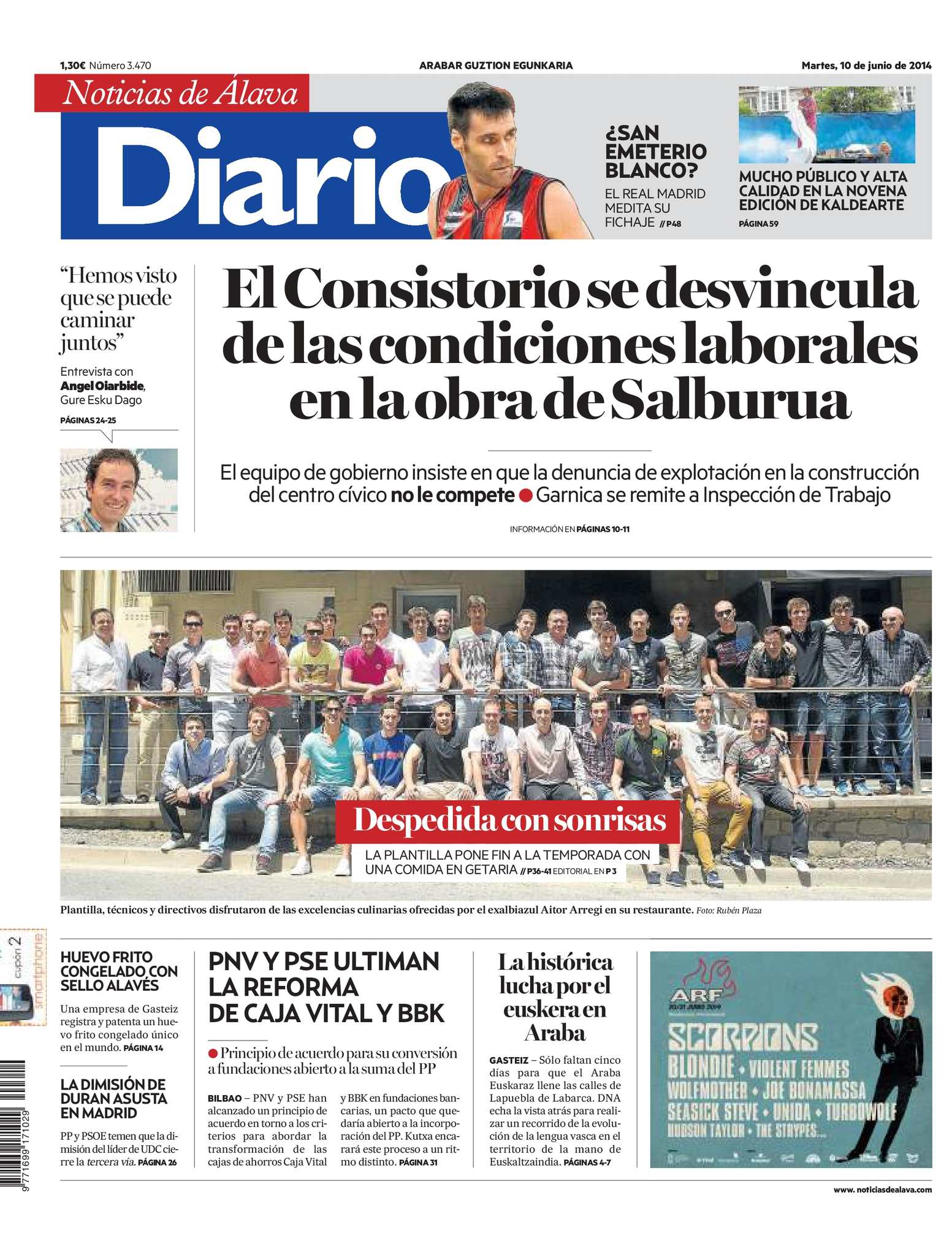 Calaméo - Diario de Noticias de Álava 20140610 0fd9e39bbf4a