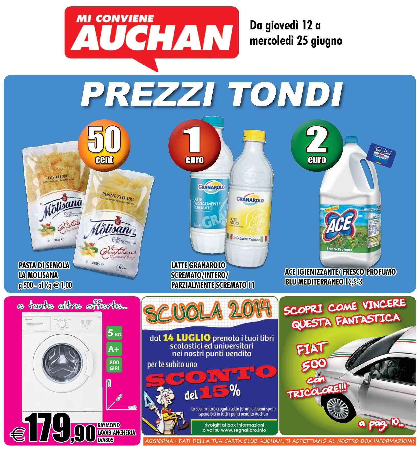 Auchan Sedie Da Giardino.Calameo Volantino Auchan Calabria 12 25 Giu
