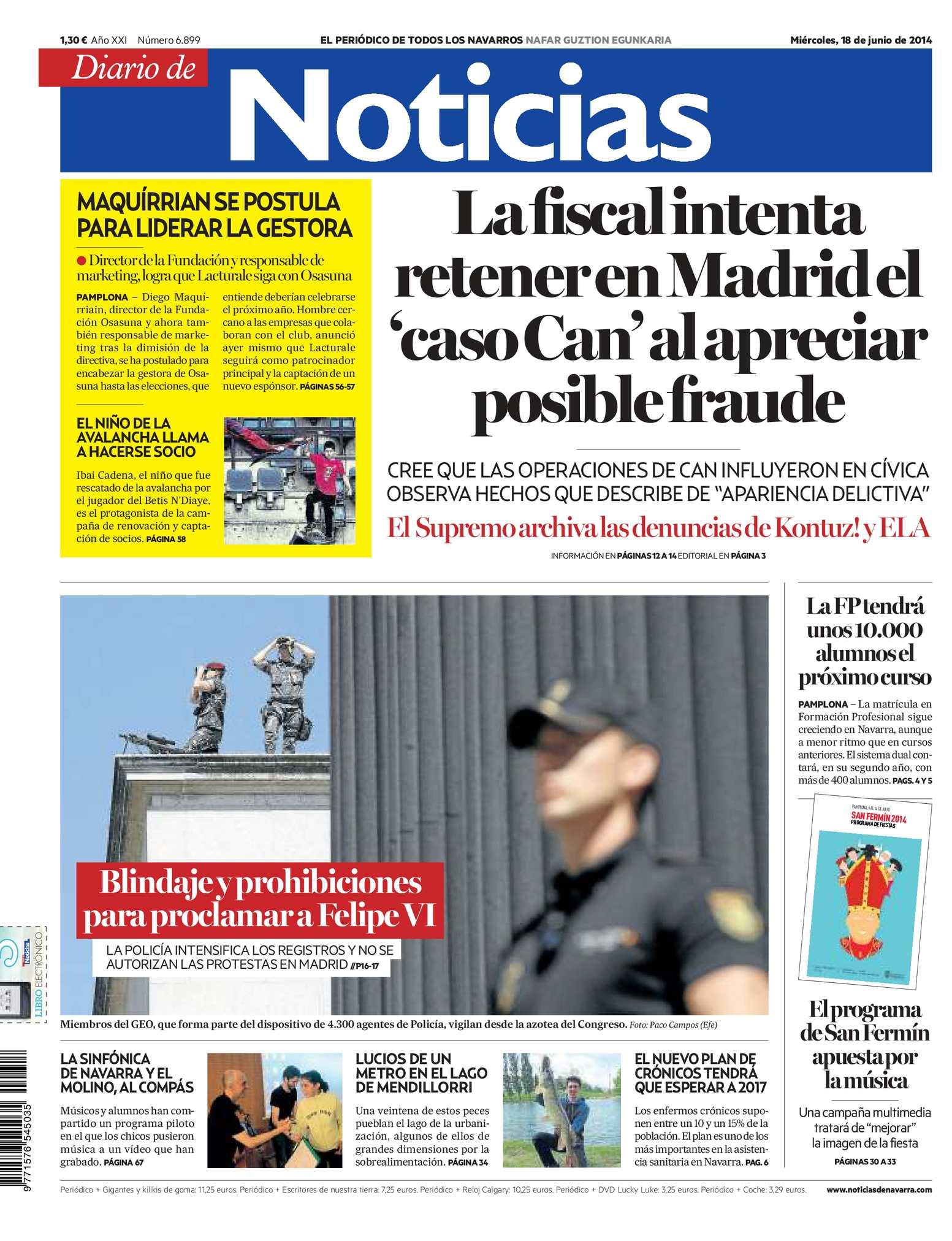 Calaméo Diario de Noticias 20140618