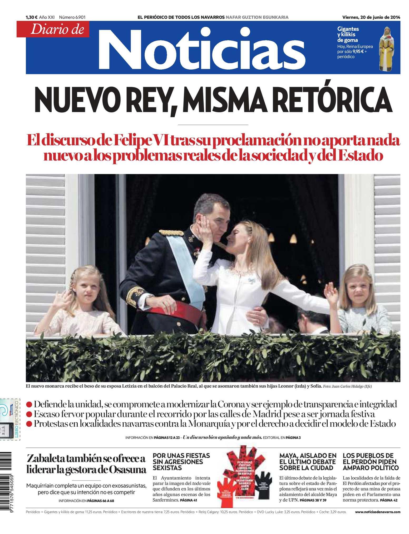 72935bd2f5 Calaméo - Diario de Noticias 20140620