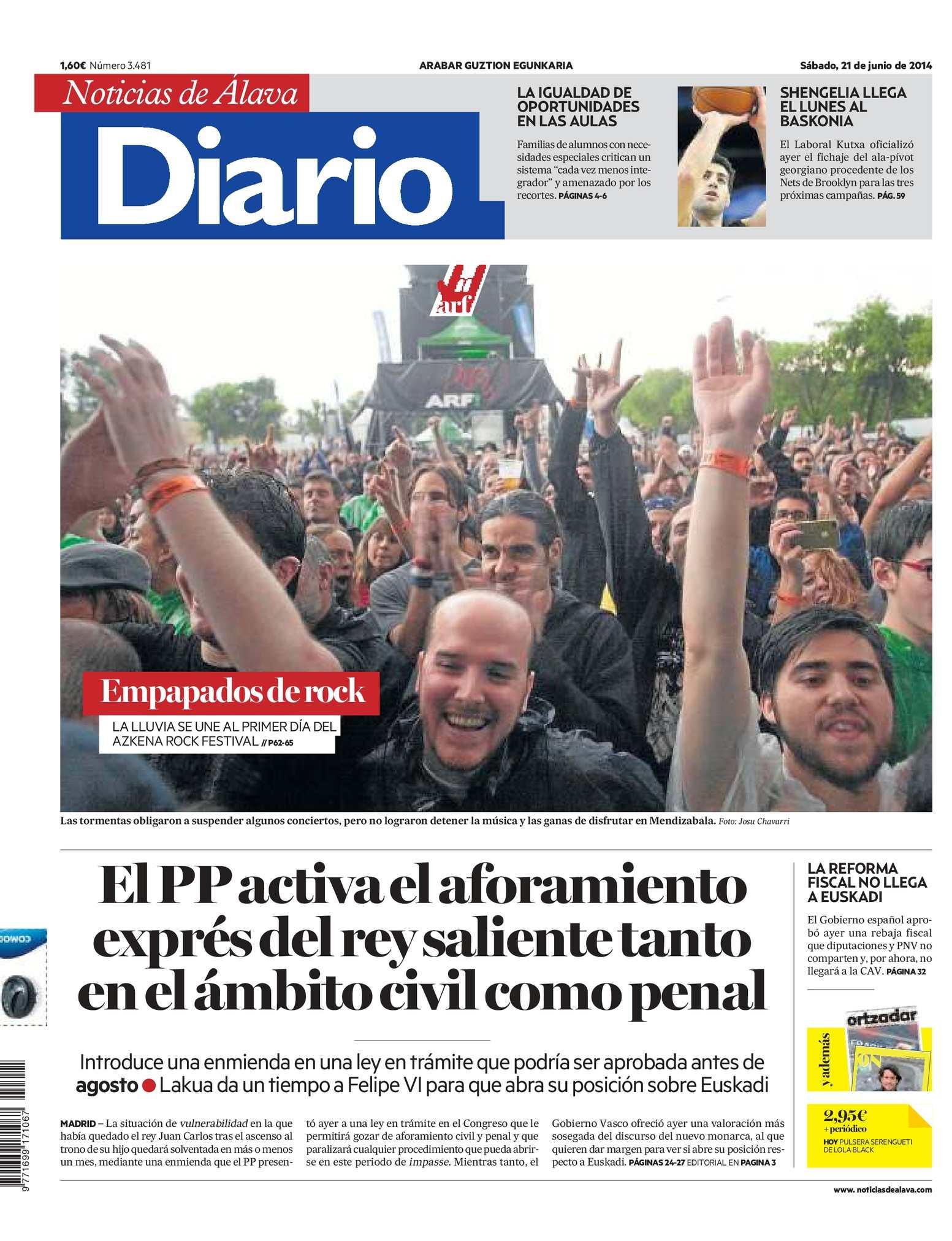 De Álava Diario 20140621 Calaméo Noticias S4Aj3L5cRq