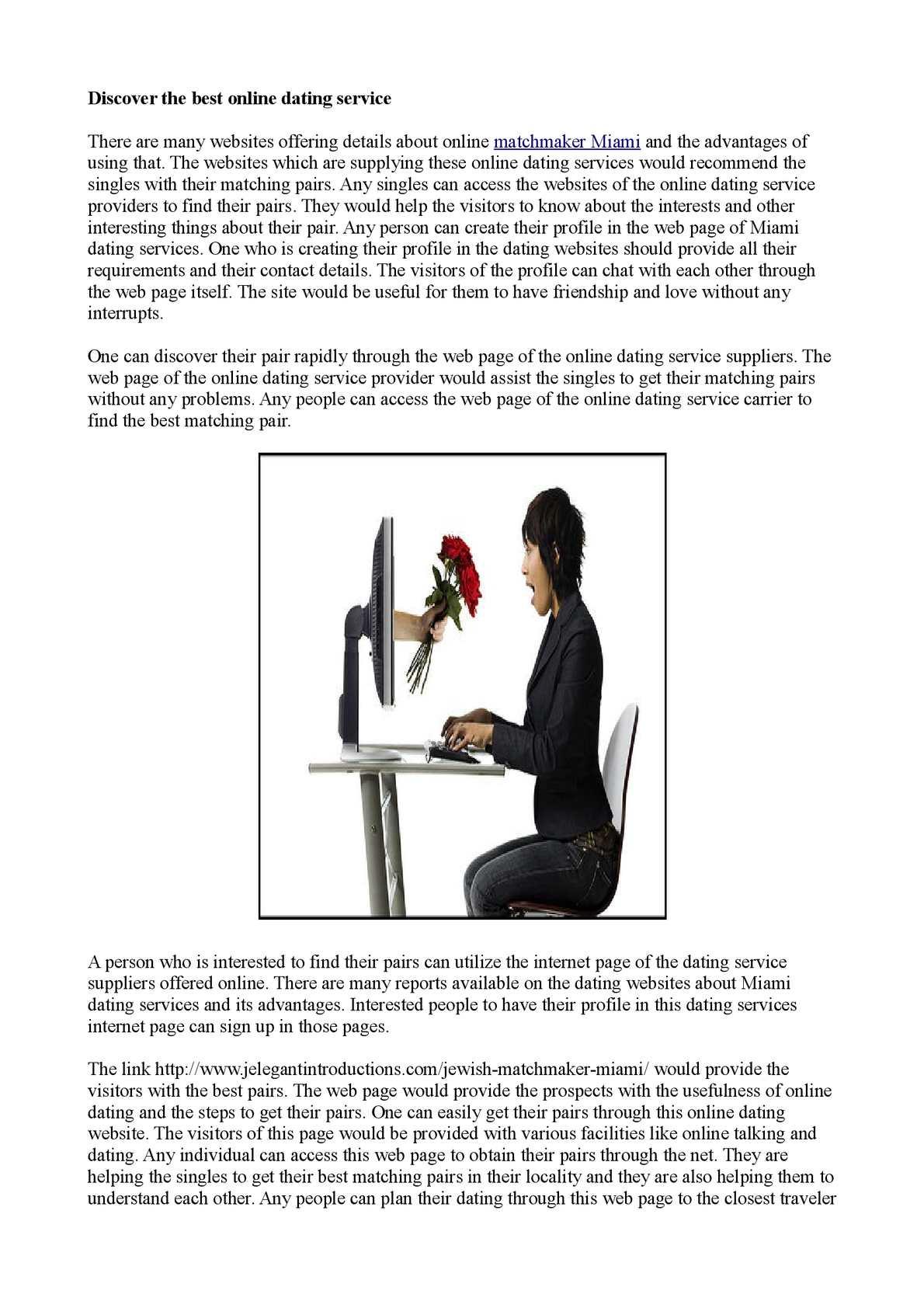 best online dating sites miami