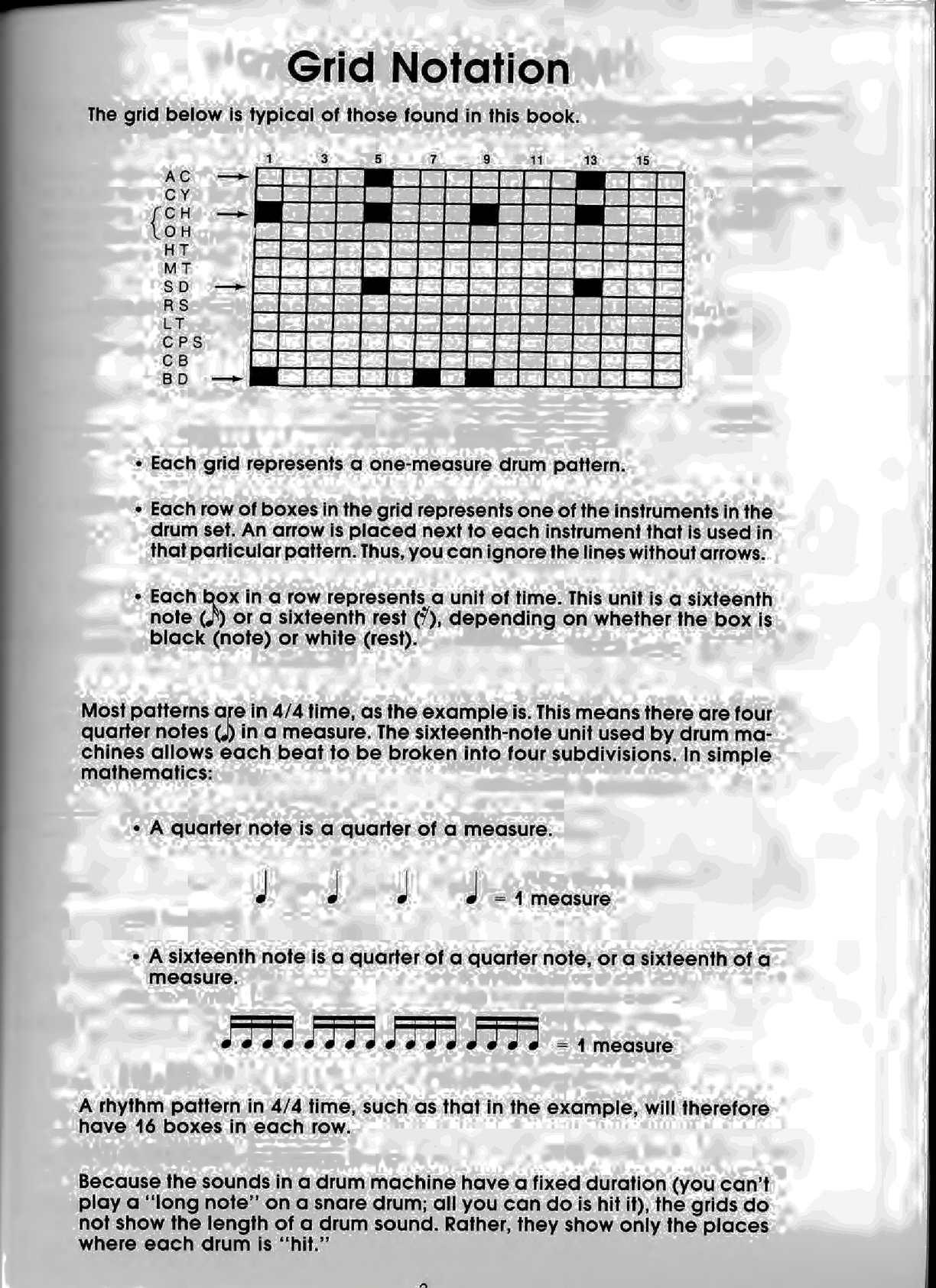260 Drum Machine Patterns - CALAMEO Downloader