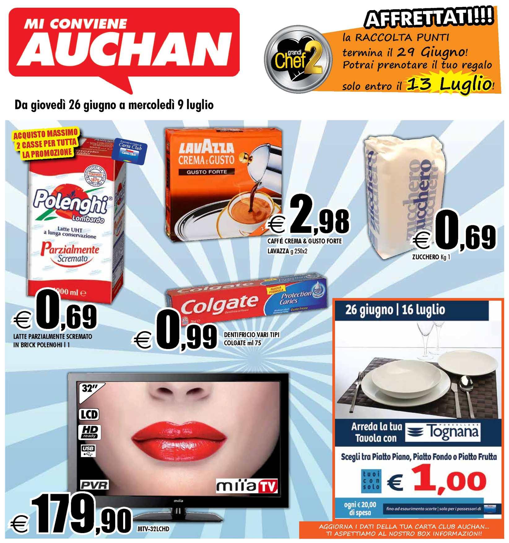 Divano Letto Gonfiabile Auchan.Calameo Volantino Auchan Calabria 26giu 9lug