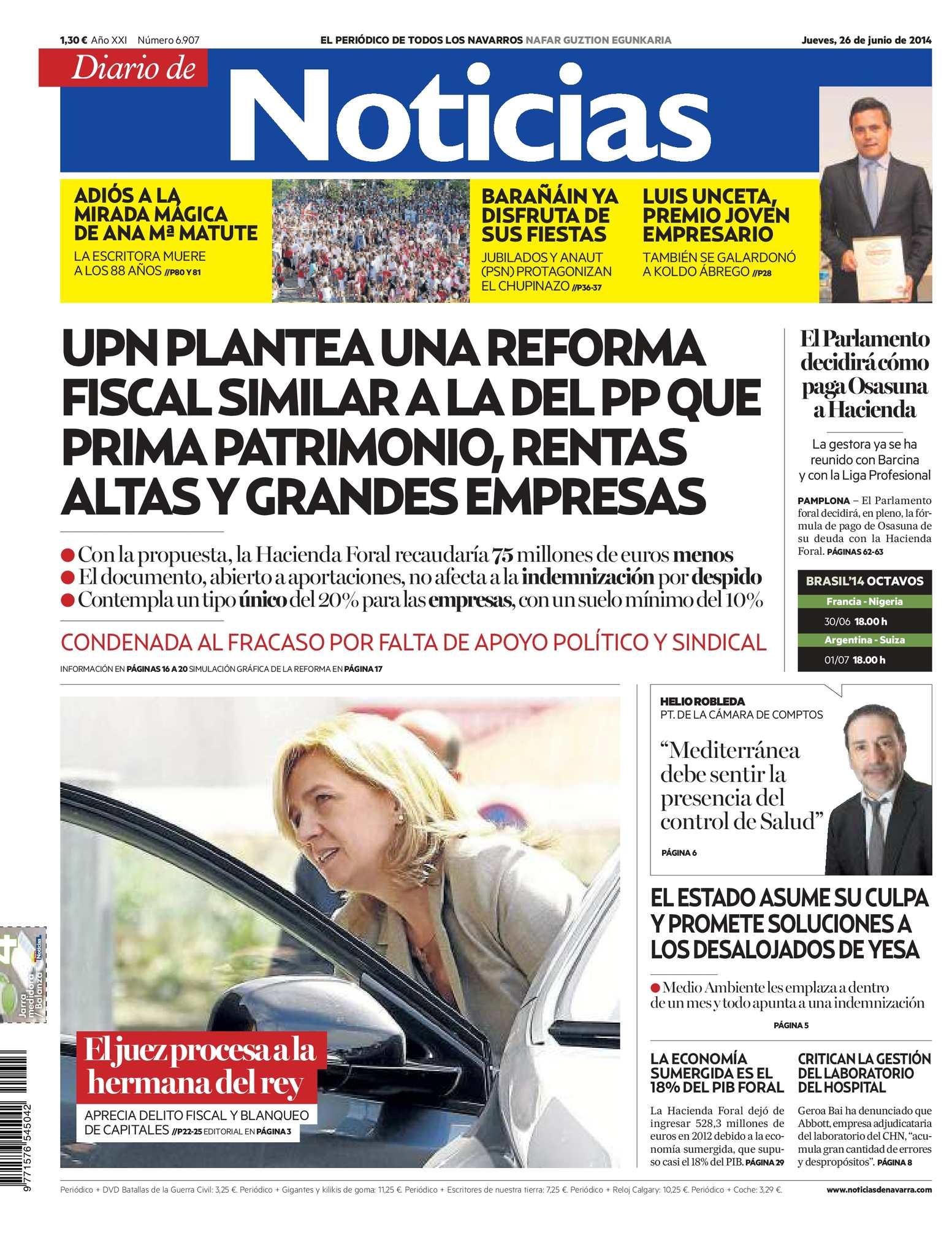Calaméo - Diario de Noticias 20140626 fd6803c88dd3d
