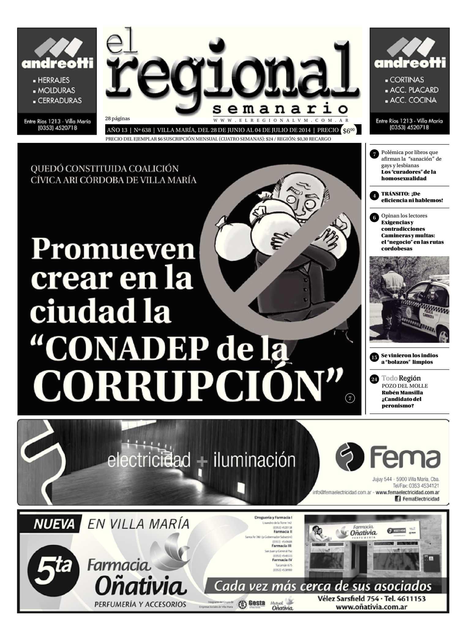Calaméo - Semanario El Regional 638 4c98b3a6f78