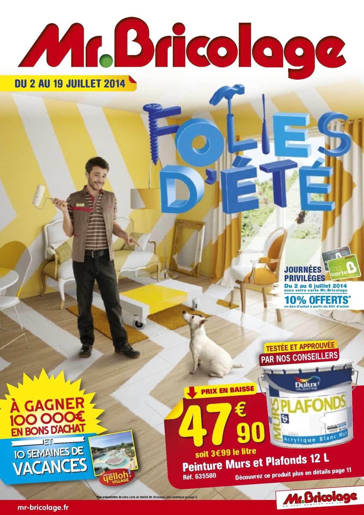 Calaméo Mr Bricolage Catalogue Eté 2014 12 Pages
